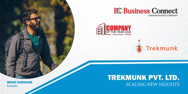 TrekmunkPvt Ltd Scaling New Heights - Business Connect