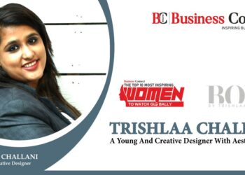 TRISHLAA CHALLANI: A YOUNG AND CREATIVE DESIGNER WITH AESTHETIC SKILLS