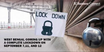 West Bengal coming up with a complete Lockdown on September 7, 11 and 12 - Business Connect