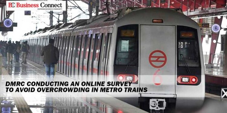 DMRC Conducting an Online Survey to Avoid Overcrowding In Metro Trains