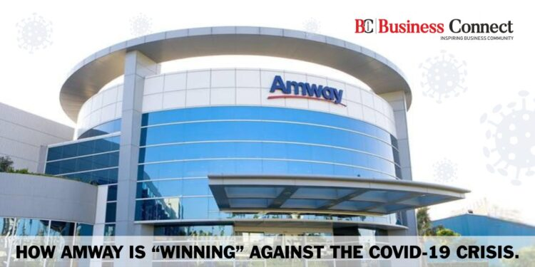 How Amway India is winning against the Covid-19 crisis   Business Connect India