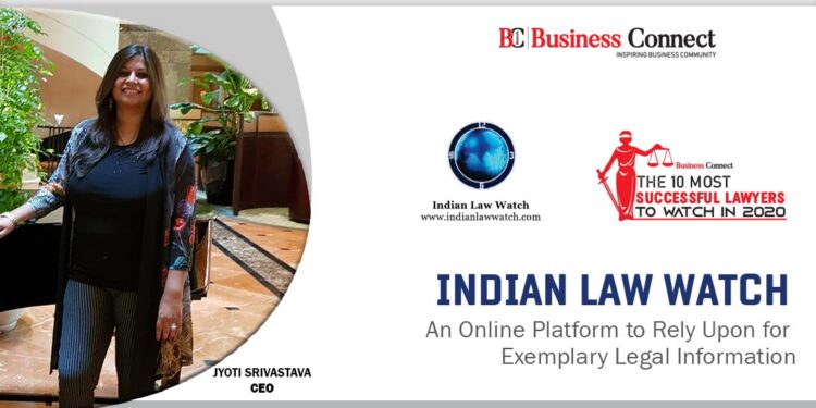 Indian law watch   Business connect