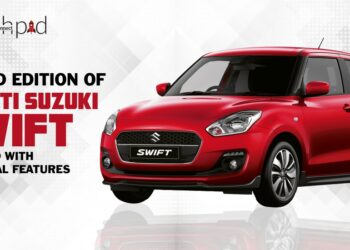 Limited Edition Of Maruti Suzuki Swift Launched With Additional Features
