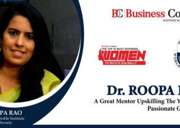 DR. ROOPA RAO: A GREAT MENTOR UPSKILLING THE YOUNG AND PASSIONATE GENERATION