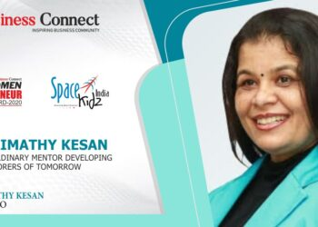 Srimathy Kesan | Business Connect