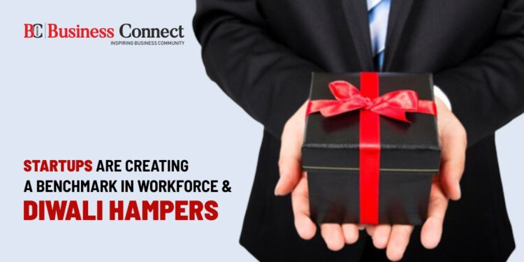 Startups Are Creating A Benchmark In Workforce's Diwali Hampers
