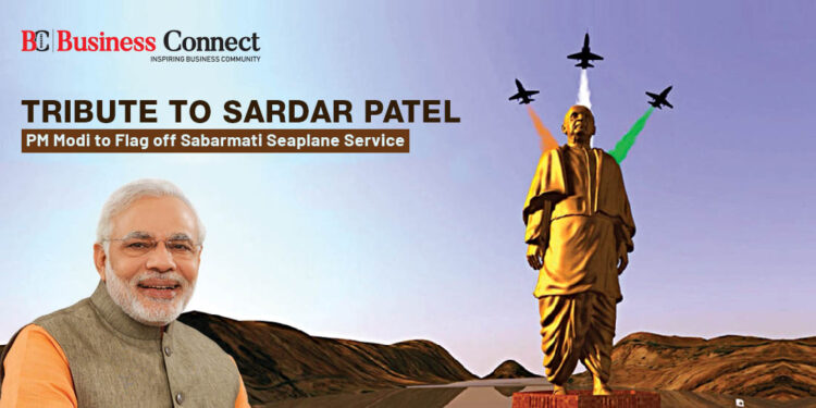 Tribute to Sardar Patel: PM Modi to Flag off Sabarmati Seaplane Service