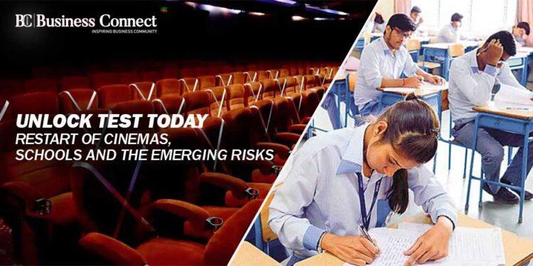 Unlock Test Today: Restart OfCinemas, SchoolsAnd The Emerging Risks