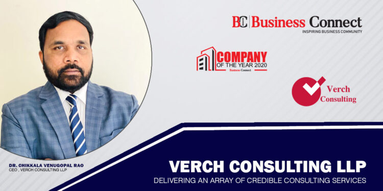 Verch Consulting LLP: Delivering an array of credible consulting services