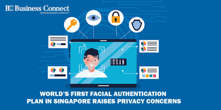World's First Facial Authentication Plan in Singapore Raises Privacy Concerns