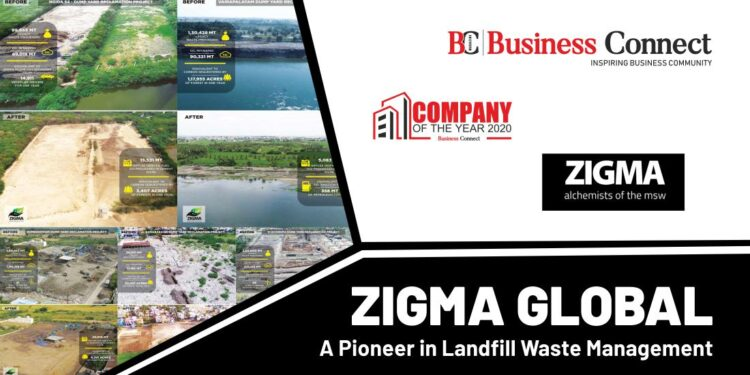 Zigma Global: A Pioneer In Landfill Waste Management