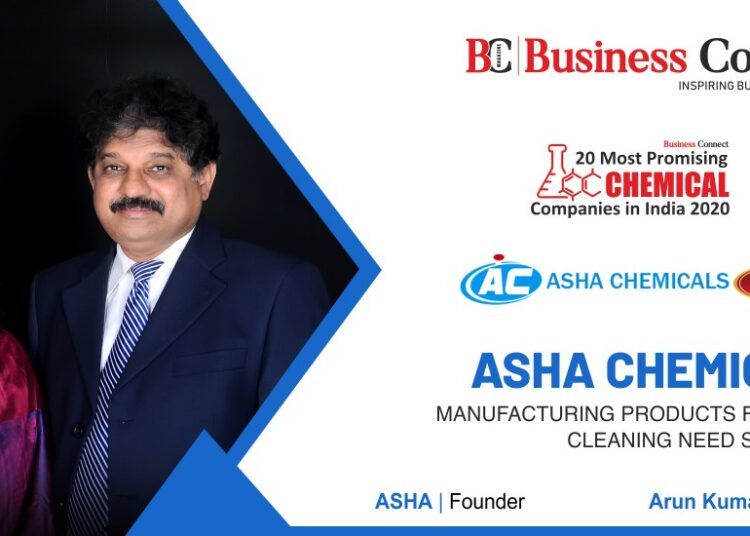 Asha Chemicals: manufacturing products for every cleaning need