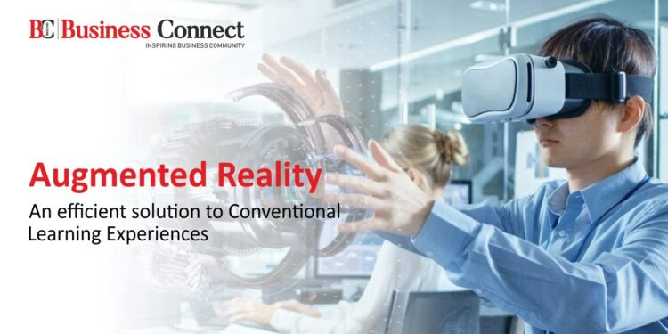 Augmented Reality An efficient solution to Conventional Learning Experiences