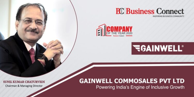 Gainwell Commosales Private Limited