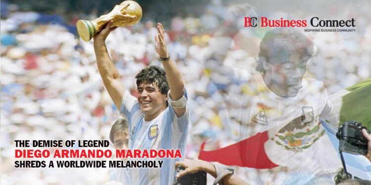 The Demise of Legend Diego Armando Maradona