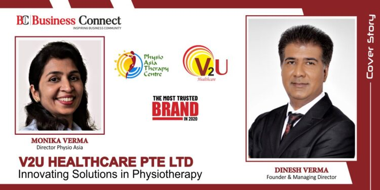 V2U Healthcare Pte Ltd