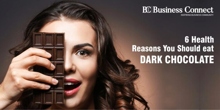 6 Health Reasons You Should eat Dark Chocolate
