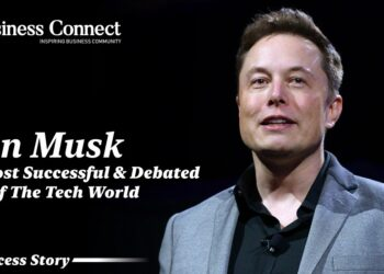 Elon Musk - The Most Successful & Debated Man Of The Tech World