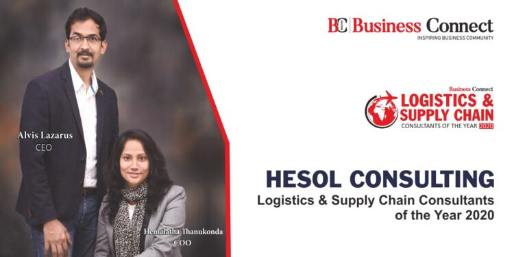 Hesol Consulting Logistics supply-chain-consultants-of-year-2020