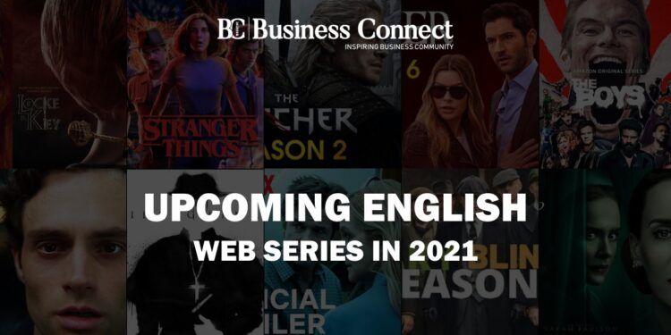 Upcoming English Web Series in 2021