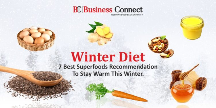 Winter Diet 7 Best Superfoods Recommendation To Stay Warm This Winter