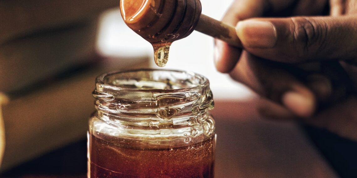 Honey   Winter food