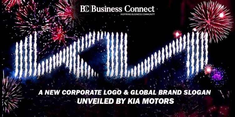 A New Corporate Logo & Global Brand Slogan Unveiled by Kia Motors