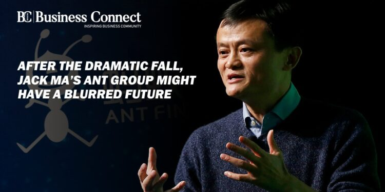 After the Dramatic Fall, Jack Ma's Ant Group Might Have a Blurred Future