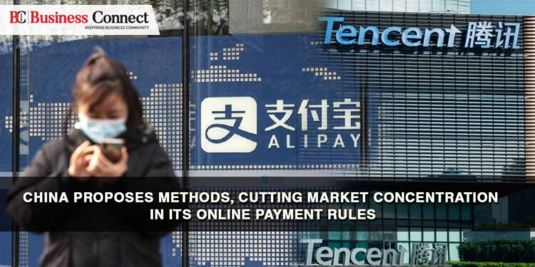 China plans online payment rules that may hit Ant Group, Tencent
