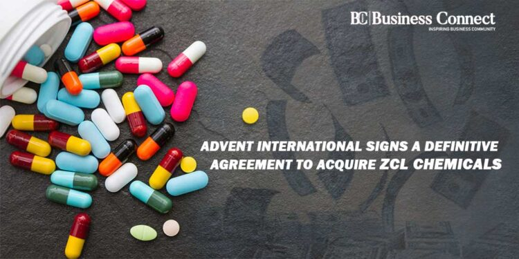 Advent International Signs a Definitive Agreement to Acquire ZCL Chemicals