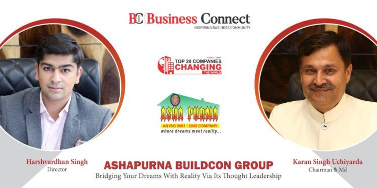 Ashapurna Buildcon Limited.