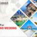 Best Places for Destinations Wedding in The World.