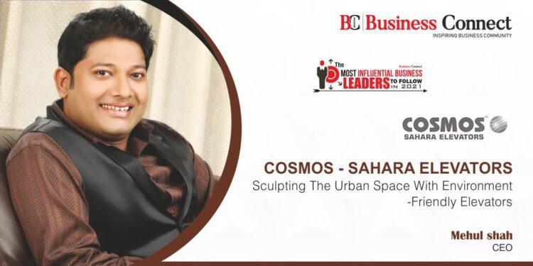 COSMOS - SAHARA ELEVATORS: SCULPTING THE URBAN SPACE WITH ENVIRONMENT-FRIENDLY ELEVATORS