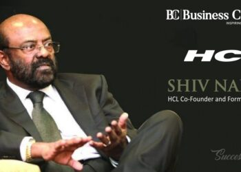 Shiv Nadar - Success Story of HCL Co-Founder and Former Chairman.