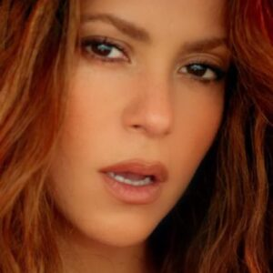 LIST OF MOST-FOLLOWED FACEBOOK PAGES 2021   Shakira