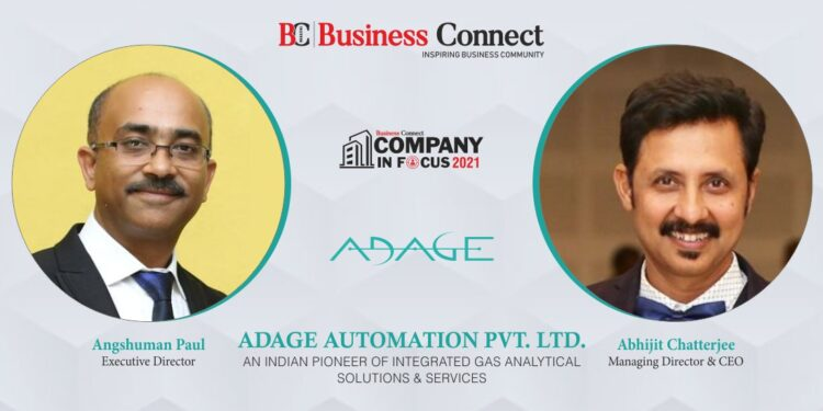 ADAGE AUTOMATION PVT LIMITED.