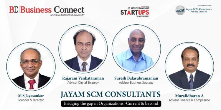 Jayam SCM Consultants