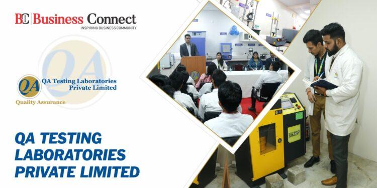 QA Testing Laboratories Private limited