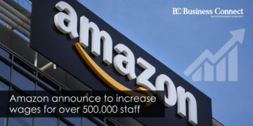 Amazon announce to increase wages for over 500,000 staff