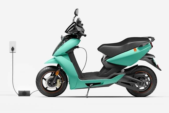 Ather Energy | Top 10 India-based Electric Vehicles Startups to Watch in 2021