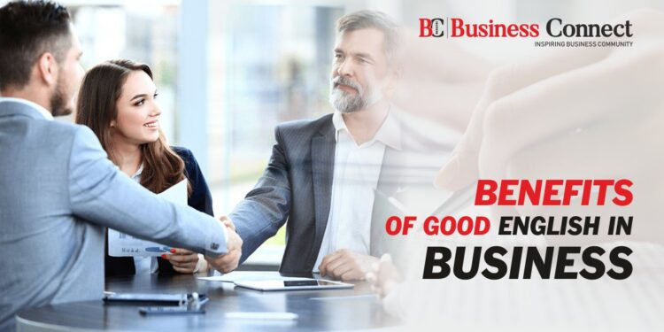 Benefits of Good English in Business-English_lessons