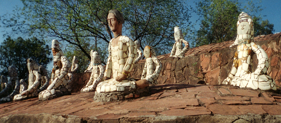 Rock garden   Top 5 Places to visit in Chandigarh
