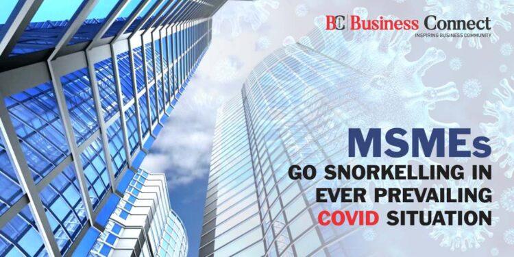 Covid Pushing MSME to Snorkel