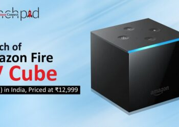 Launch of Amazon Fire TV Cube (2nd Gen) in India Priced at ₹12,999
