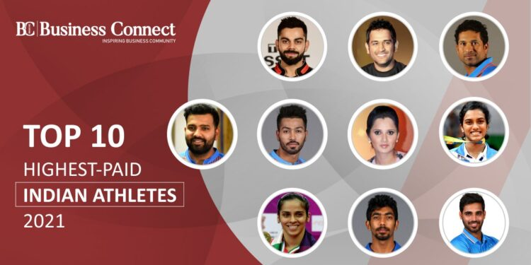Top 10 highest-paid Indian Athletes 2021