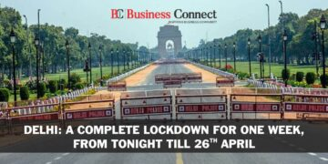 Delhi: A Complete Lockdown for One Week, From Tonight till 26th April