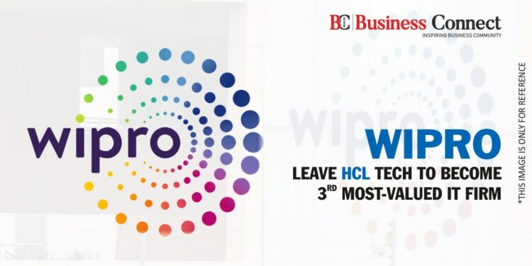 Wipro overtakes HCL Tech to become third most-valued Indian IT firm