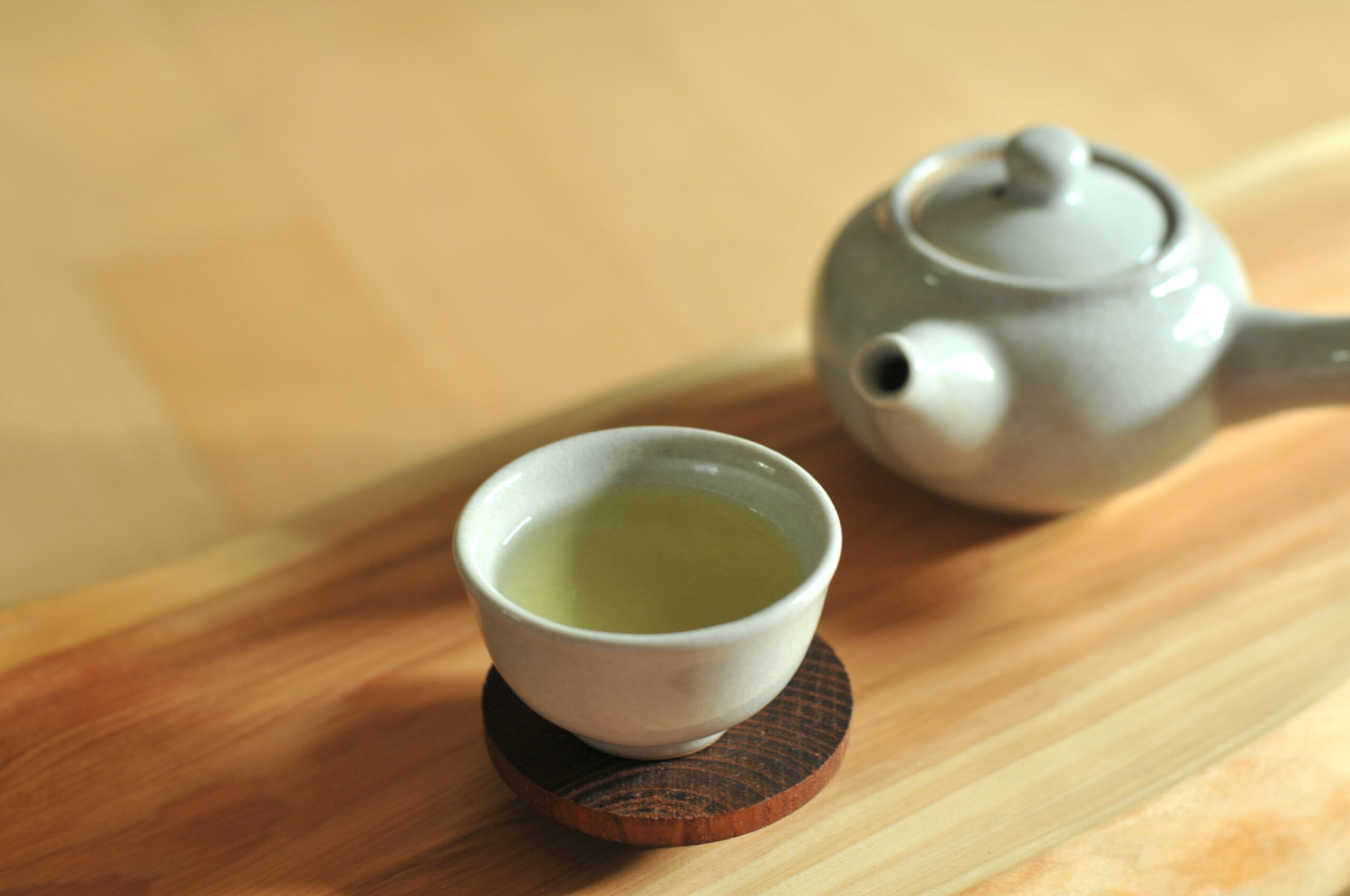 Green Tea | 9 Perfect Morning Drinks for Healthy Skin and Hair