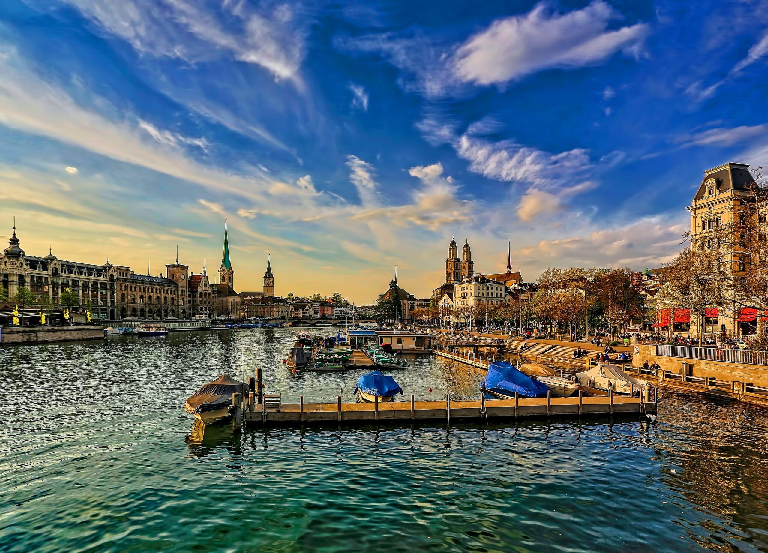 Zurich, Switzerland | Top 10 most expensive cities worldwide