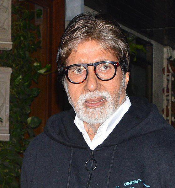 Amitabh Bachchan   Top 10 Richest Actors in India 2021